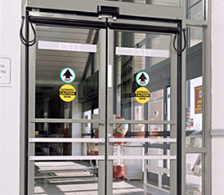 Automatic Swing Doors Galaxy Gates Commercial