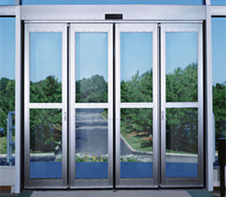 Commercial Folding Doors – Galaxy Gates | Commercial & Residential ...